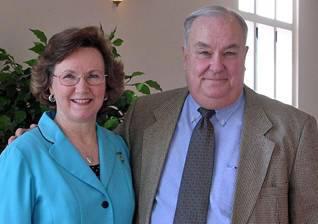 Bob and Joy Martin